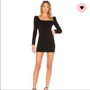 Privacy Please black dress